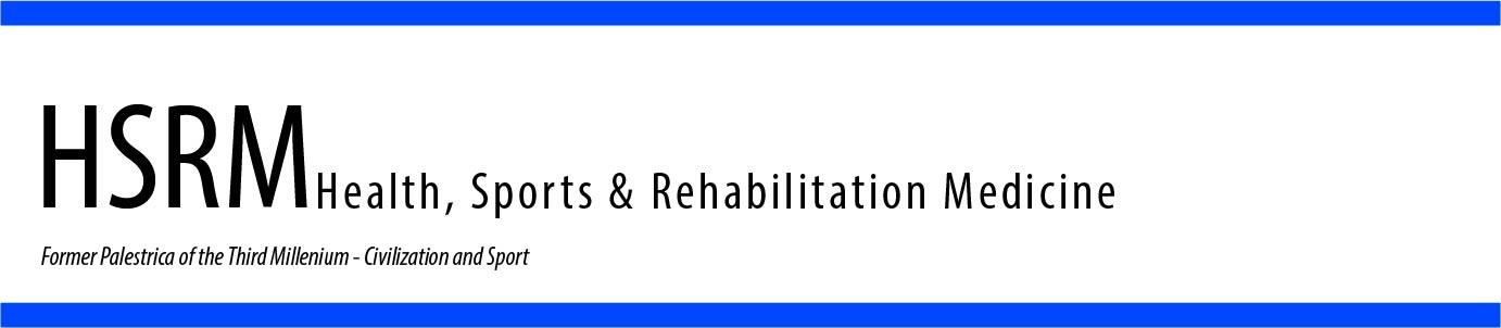 Health, Sports & Rehabilitation Medicine
